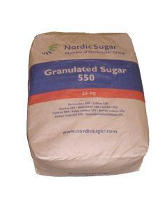 Melis sukker 25 kg