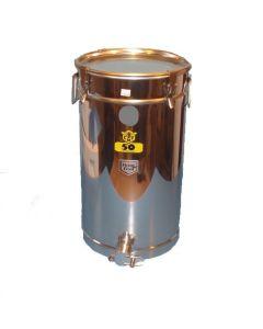 Tappespand 50 kg rustfri, m/spænder